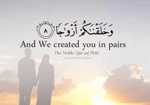 Quran Verse About Dating